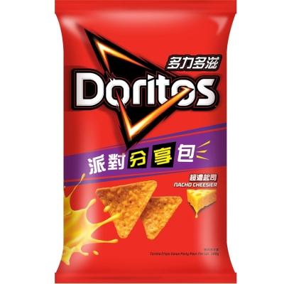 多力多滋 超濃起司味玉米片(188g)