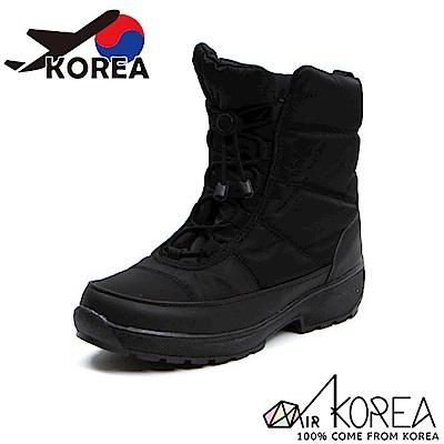AIRKOREA韓國空運-正韓保暖抽繩防風鋪棉柔軟