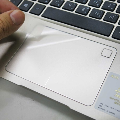 EZstick  ASUS S410 專用 TOUCH PAD 觸控版 保護貼