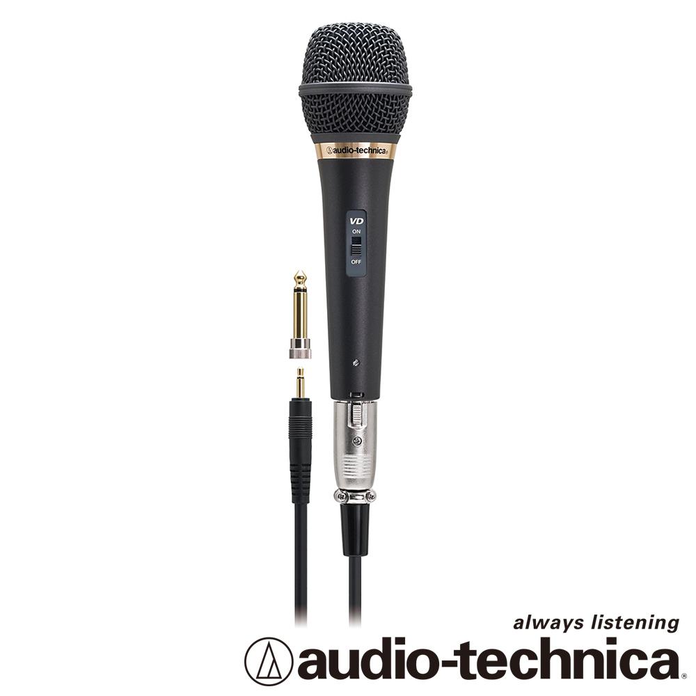 audio-technica  舞台實用型動圈式麥克風  ATVD6