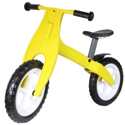 omax台製兒童平衡滑步車+車鈴1入(隨機)-8H