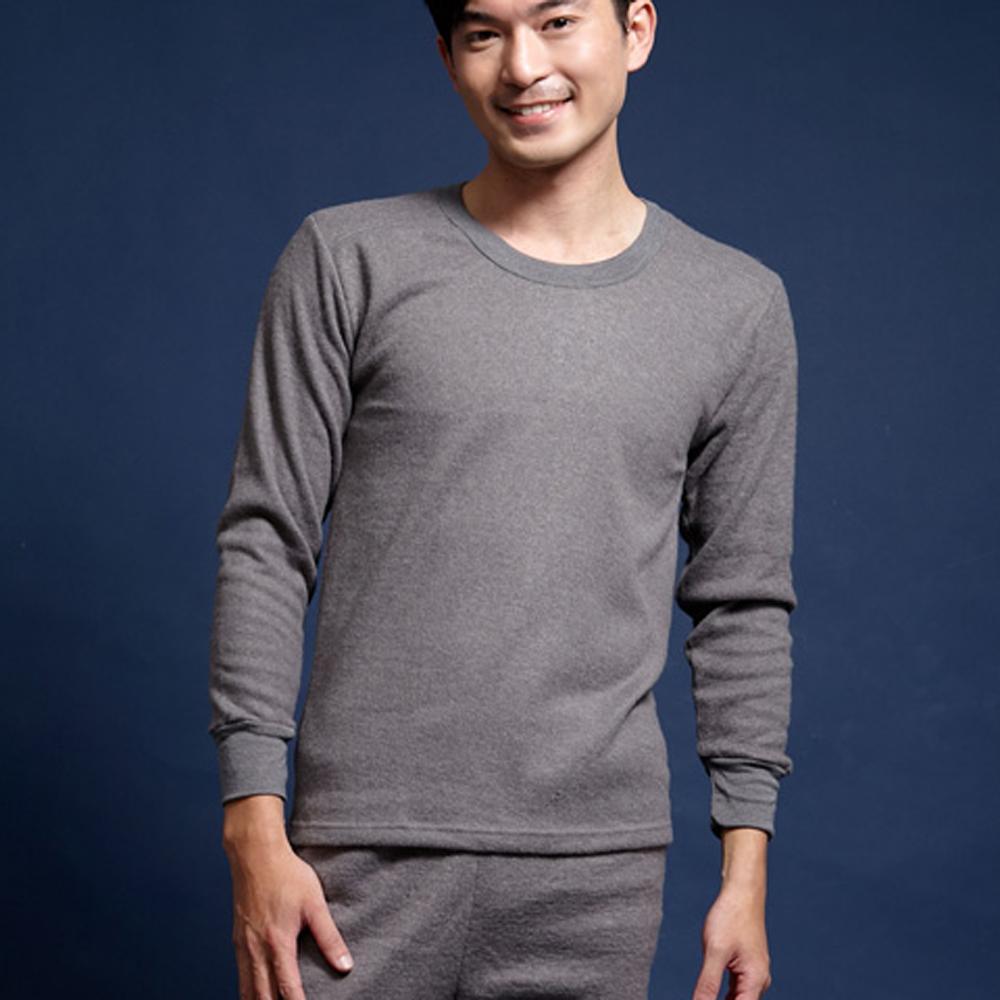 藍伯特男士精品內褲時尚型男衛生褲(灰)