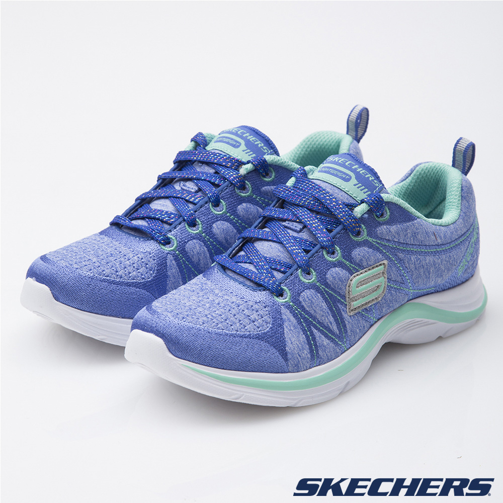 SKECHERS (童) 女童系列 Swift Kicks - 81493LBLAQ