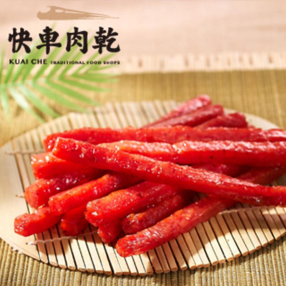 南門市場快車肉乾 元氣條(原味)(95g)(獨立小包裝)