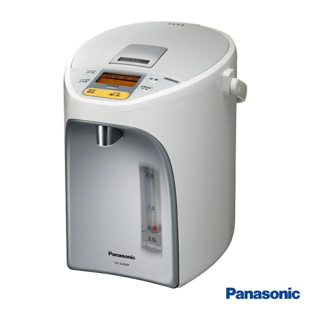 Panasonic 國際牌 3L 真空斷熱電熱水瓶 NC-SU303P
