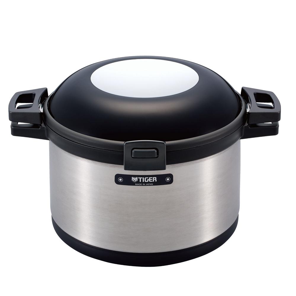 (日本製)虎牌8.0L附手把悶燒調理鍋