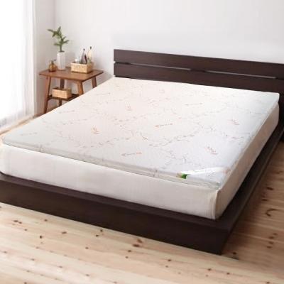 LooCa-SeaCell海藻纖維5cm乳膠床墊