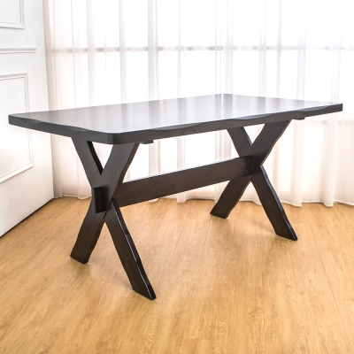 Boden-奈登5尺實木餐桌-150x90x76cm