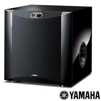 Yamaha 超重低音喇叭 NS-SW300(黑色鋼琴烤漆)
