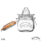 【KILNER】榨汁保鮮兩用密封罐0.5L