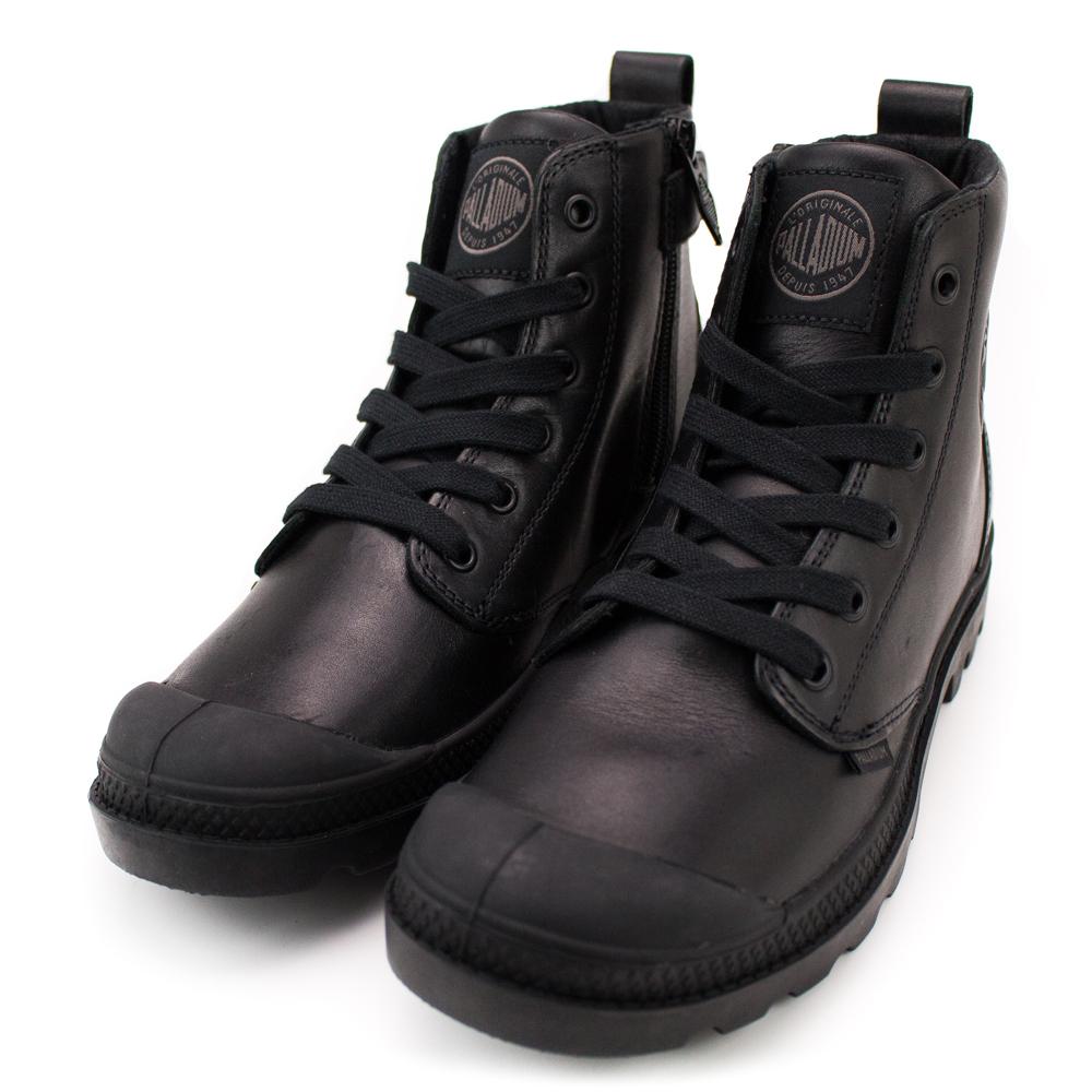 PALLADIUM PAMPA HI 女休閒鞋 93391068 黑