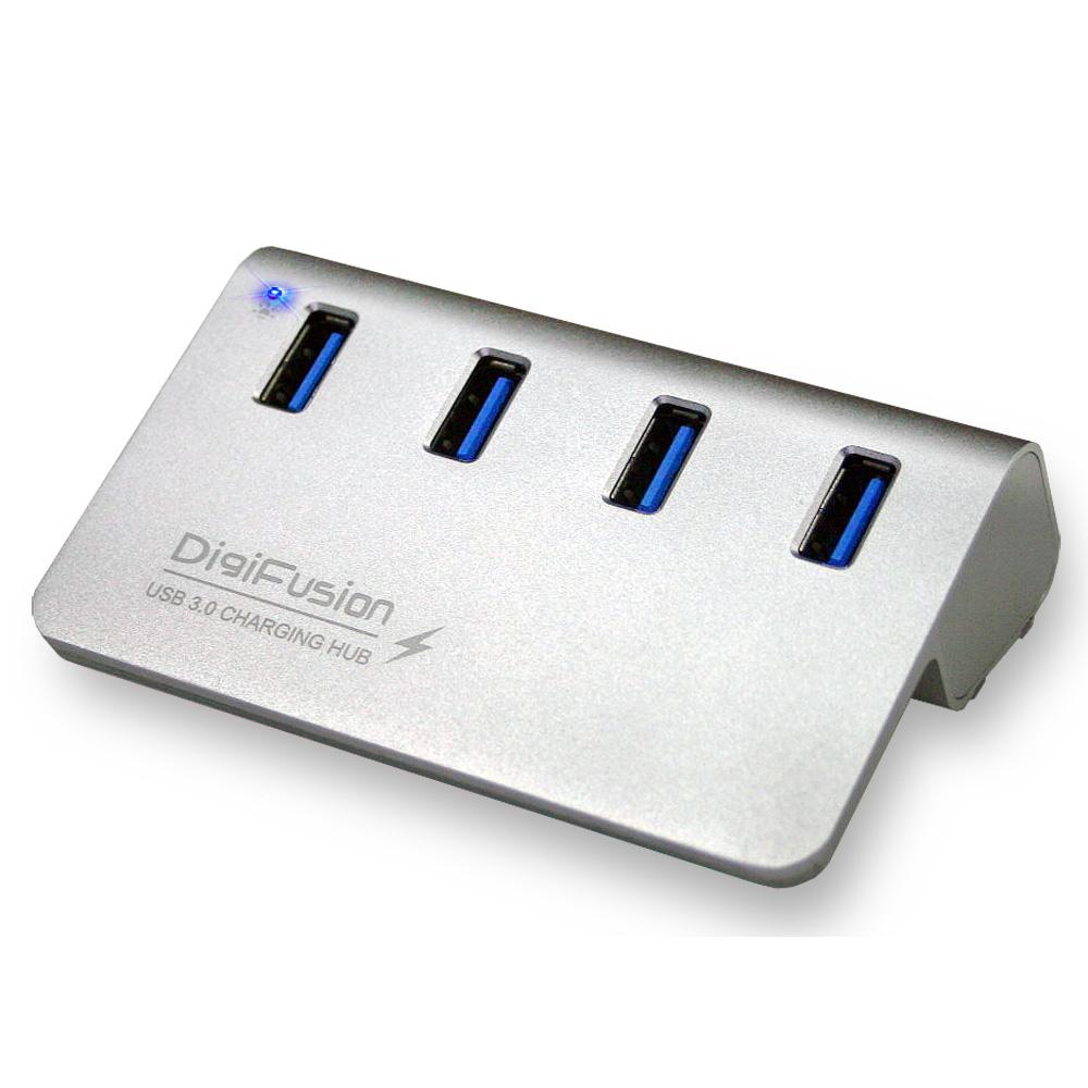伽利略 鋁合金 USB 3.0 4 Port HUB