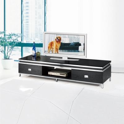 AS-Nicky6.6尺鐵刀電視櫃-200x45x39cm