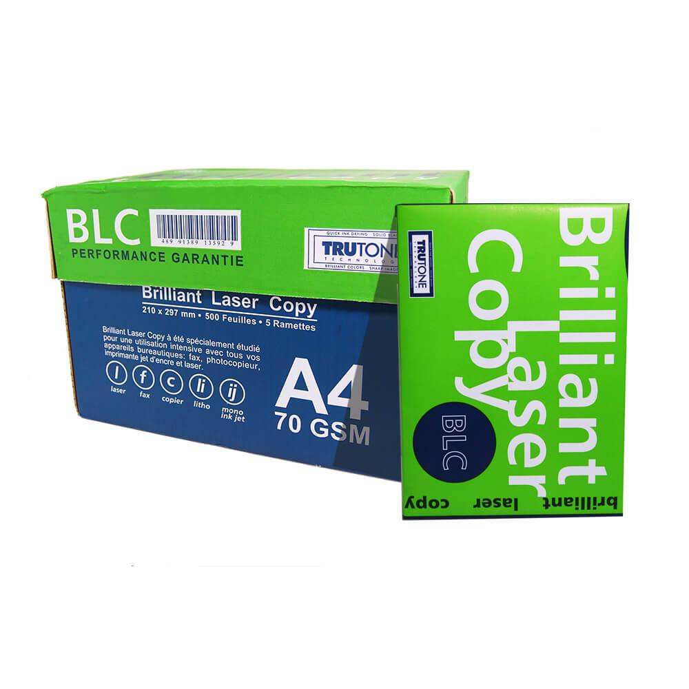 BLC A4多功能影印紙 70G(5包/箱)