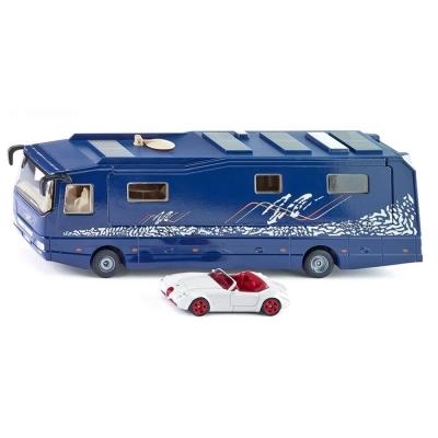 SIKU-露營-攜帶轎車-車