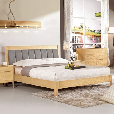 CASA卡莎-尼肯雙人加大6尺床架-不含床墊