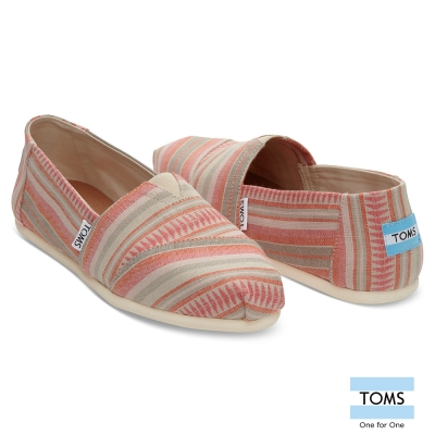 TOMS 部落編織懶人鞋-女款