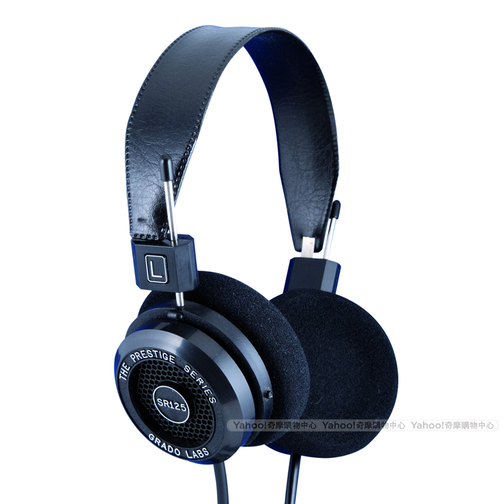 Grado Prestige SR125i Headphone 開放式 頭戴耳機