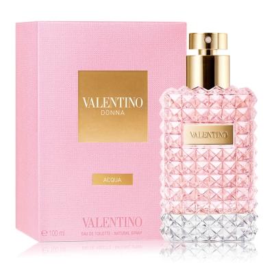 Valentino Donna 迷漾女性淡香水100ml-加贈隨機小香