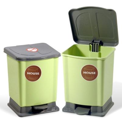 好媽媽踏式垃圾桶-迷你 2入