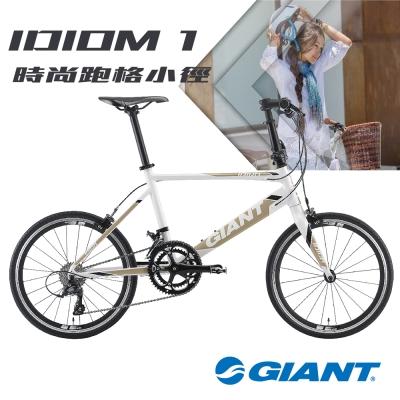 GIANT IDIOM 1 時尚跑格小徑(2018)