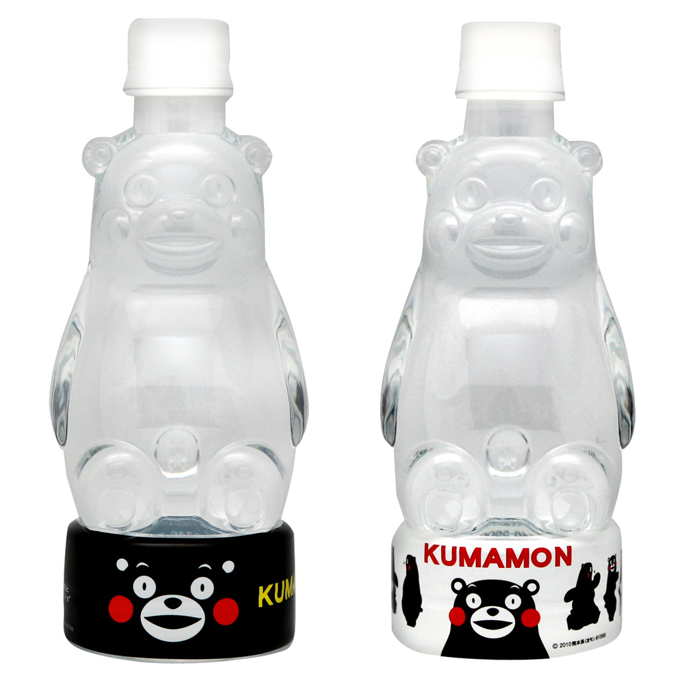 Mokku 萌熊阿蘇造型礦泉水(435mlx3瓶)
