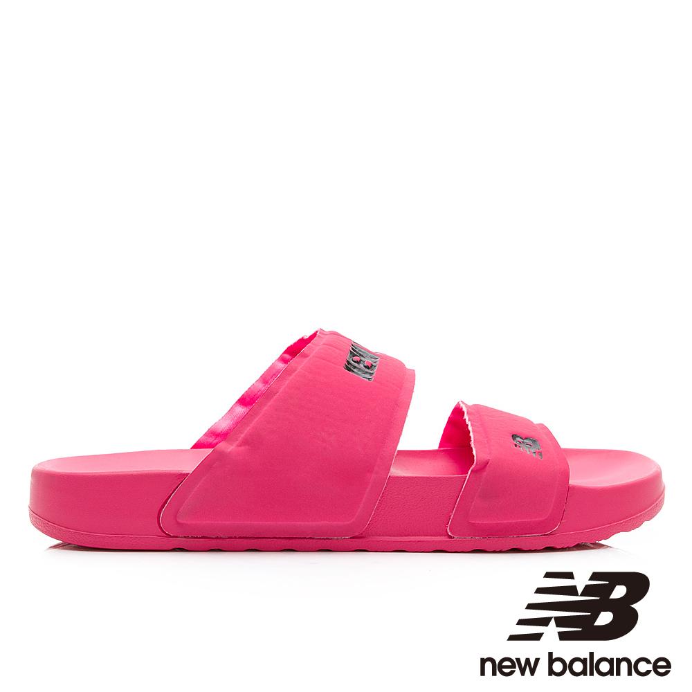 New Balance 涼拖鞋 SD1601HHB-D 中性桃紅