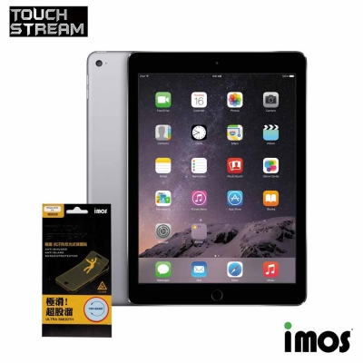 iMos Touch Stream iPad Pro9.7 霧面抗污防反光式保護貼