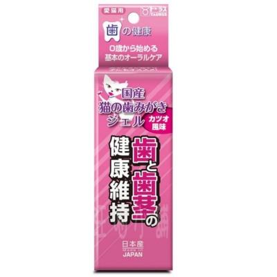 金牛座 愛貓專用 潔牙凝膠 30ml 兩罐組