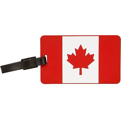 TRAVELON 國旗行李掛牌(加拿大)