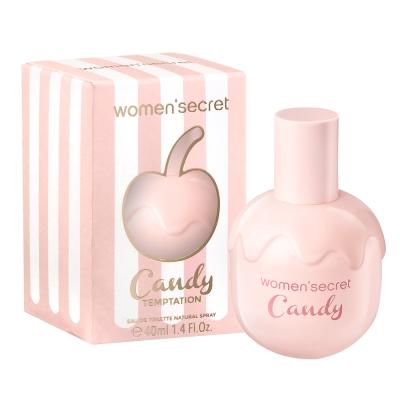 WOMENˊSECRET Candy TEMPTATION 甜蜜誘惑女性淡香水40ml
