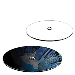 Baseus倍思 5W/7.5W/10W 極簡風格無線充電盤