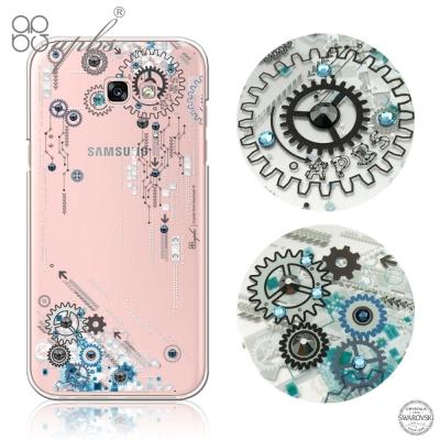 apbs Samsung Galaxy A7 2017 施華洛世奇彩鑽手機殼-源...