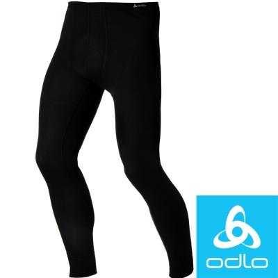 瑞士Odlo 152042 男銀離子保暖排汗衛生褲 (黑)