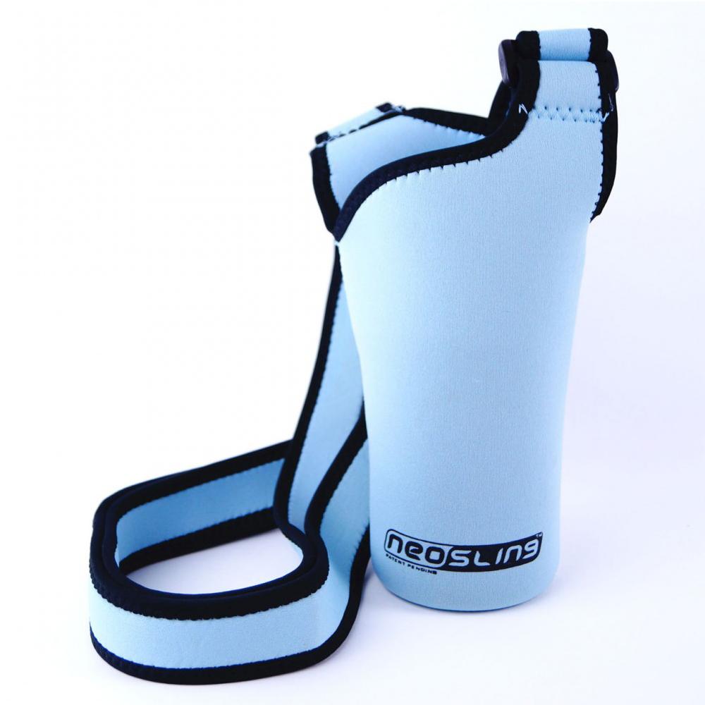 H2O4K9 隨行杯瓶保護背袋-天空藍