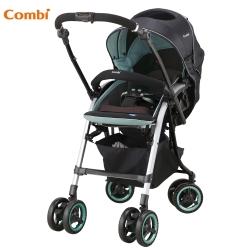Combi 雙向嬰幼兒手推車(Nemurie UF800 寧靜綠)