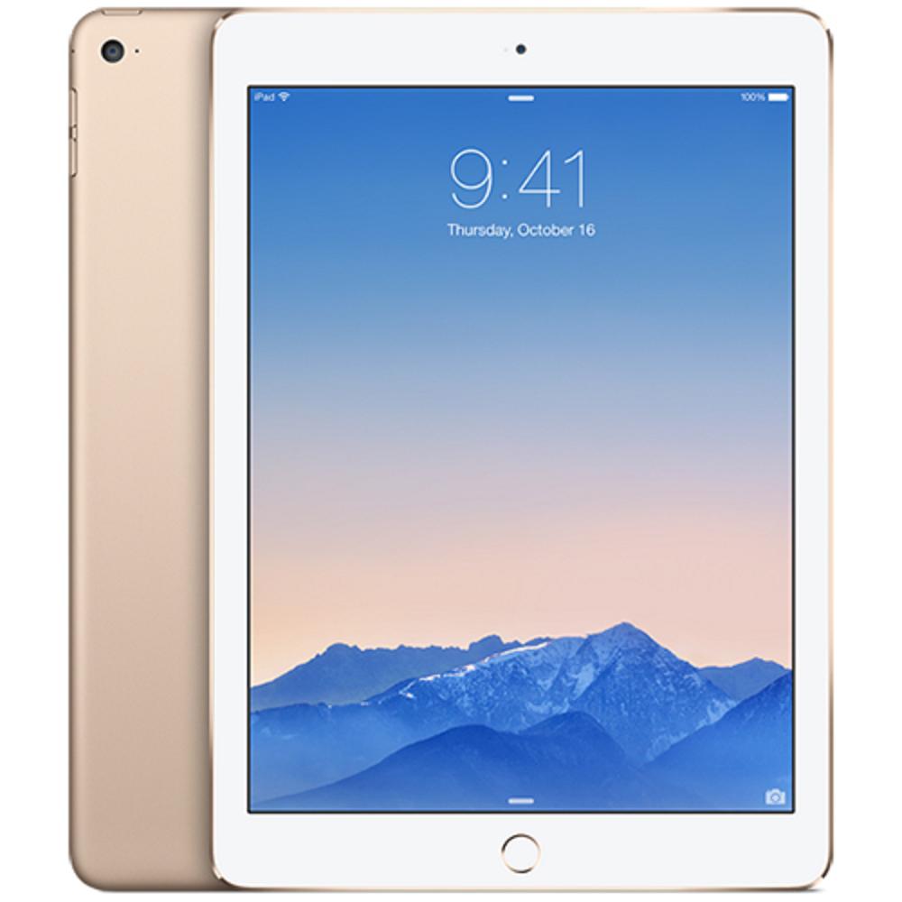 Apple iPad Air(2代) Wi-Fi版 16GB(MH0W2TA/A)-金色