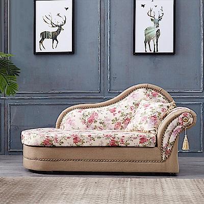 COUCH 歐亞玫瑰貴妃坐躺椅 左右型可選