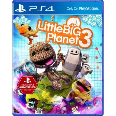 小小大星球3 PS4亞洲中文版