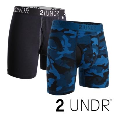 2UNDR Swing Shift四角男內褲(6吋)-BCM