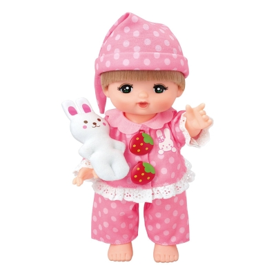 小美樂娃娃配件-小兔睡衣裝