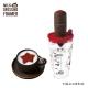 recolte 日本麗克特 Milk Foamer 電動奶泡器 RMF-1 (咖啡棕) product thumbnail 2