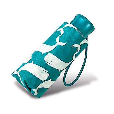 RAINSTORY鯨魚抗UV迷你口袋傘