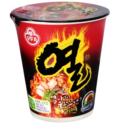 OTTOGI不倒翁杯麵 辛辣(62g)
