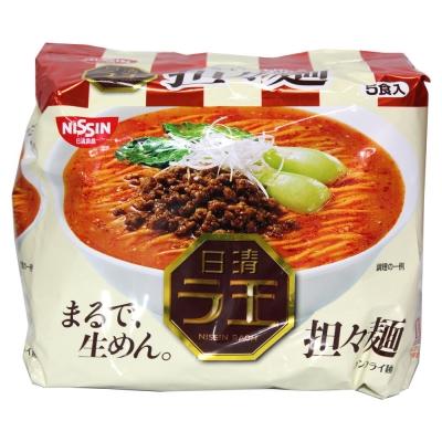 日清麵王5食包麵-擔擔麵(485g)