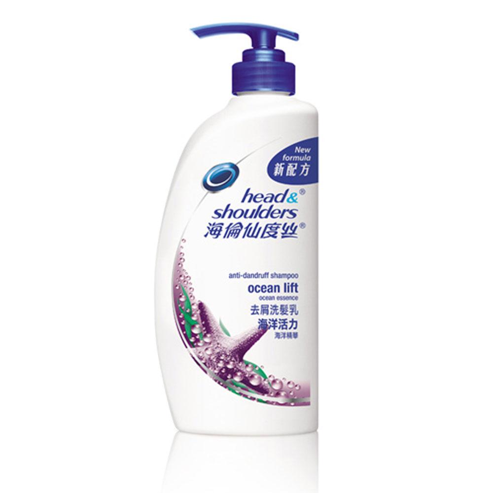 海倫仙度絲 (海洋活力) 去屑洗髮乳 750ml