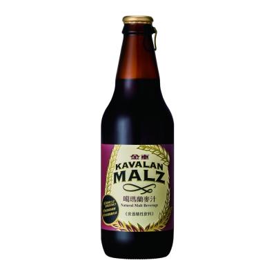 金車噶瑪蘭 麥汁(330mlx24瓶)