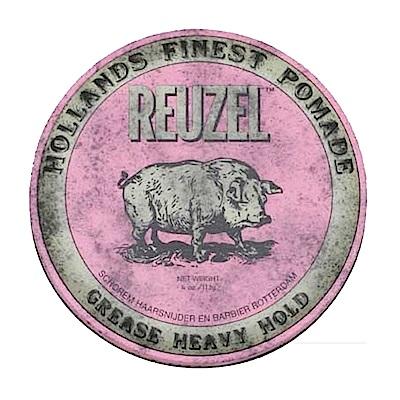 REUZEL 粉紅豬水性髮油113g