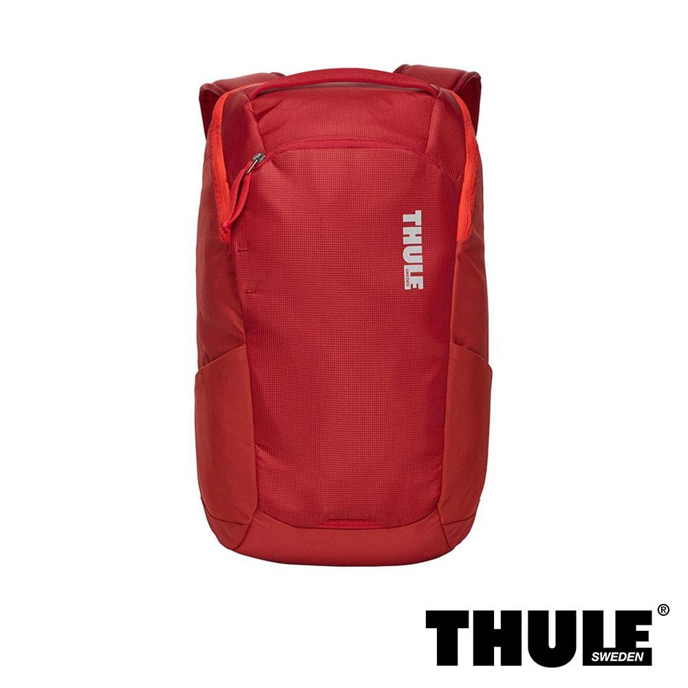 Thule EnRoute 14L 電腦後背包(緋紅/13 吋內筆電適用)