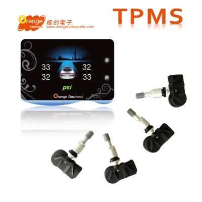 Orange P451 輕薄機型 無線胎壓監測系統